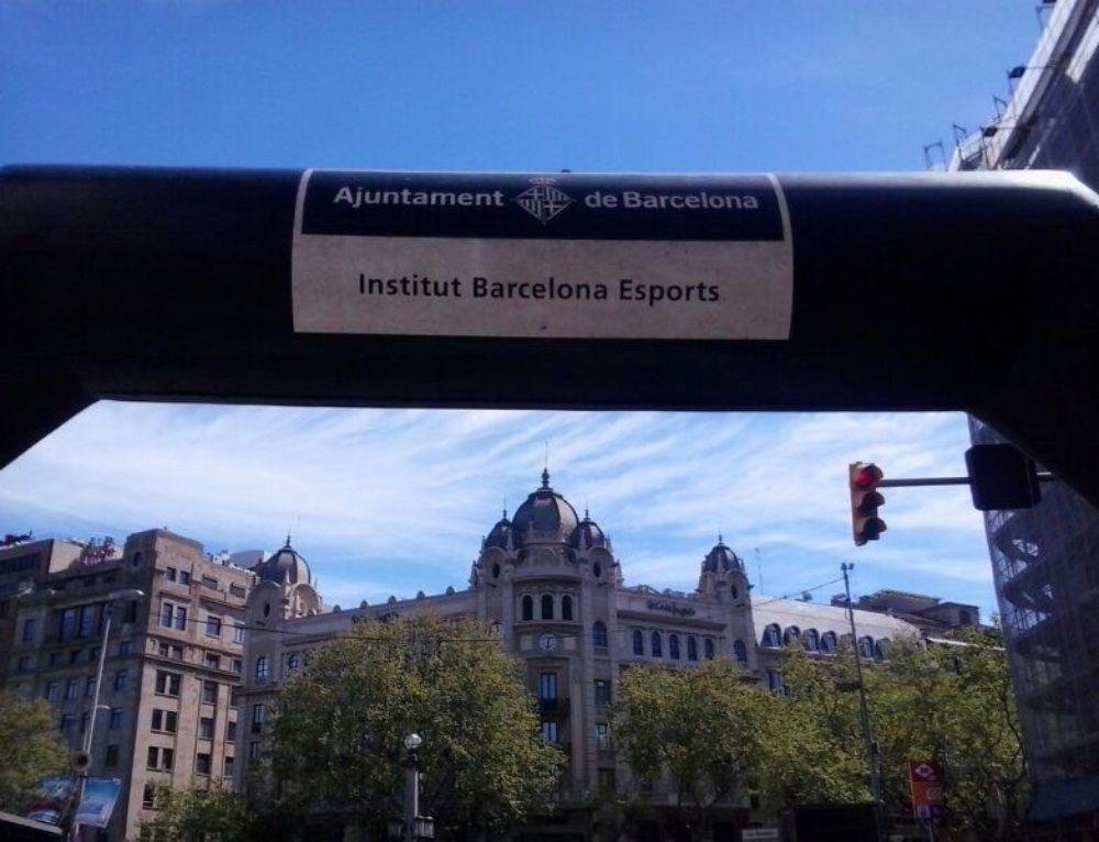 ATELCA ha participat en la cursa del Corte Inglés de Barcelona