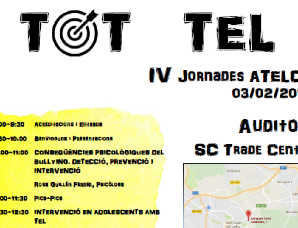 IV Jornades ATELCA