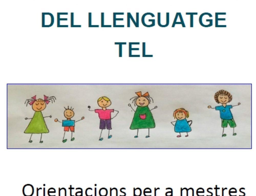 Guia TEL Educaciò Infantil i Cicle Inicial