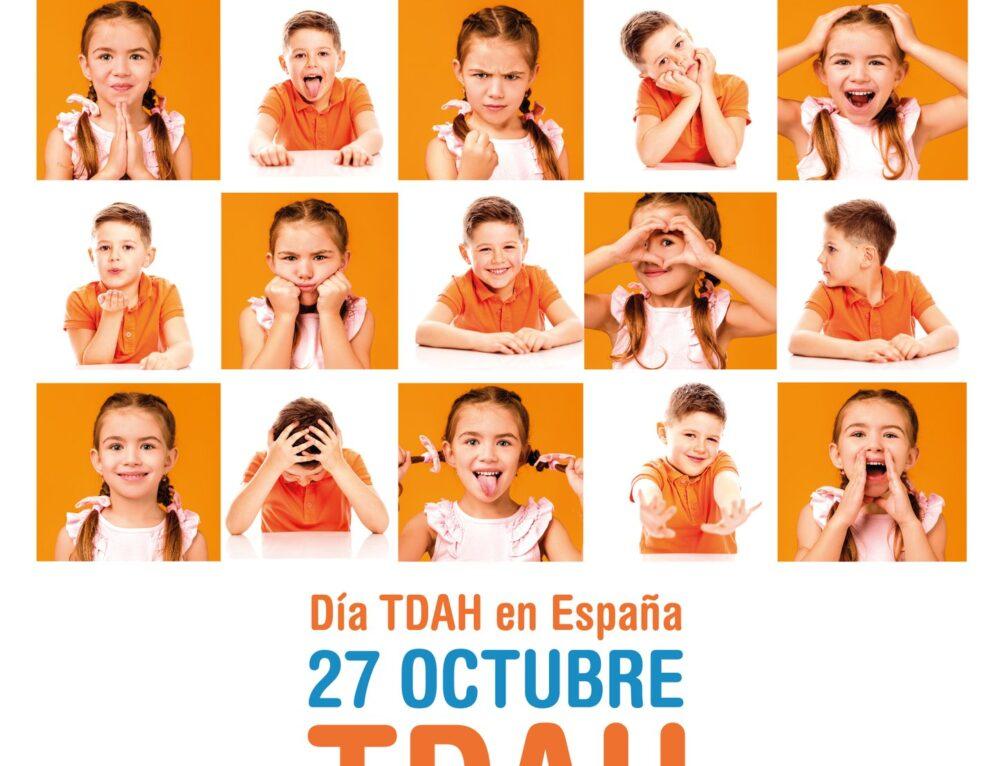 27 de Octubre- Ayúdanos a visibilizar el TDAH